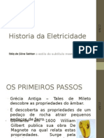 Historia Da Eletricidade