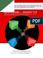 Aprenda a Administrar Joomla 1.5