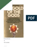 Von Däniken Erich - The Gold of the Gods