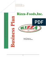 Rizza Foods Customized