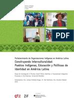 Sp Pueblos Indigenas Construyendo Interculturalidad