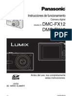 Panasonic Lumix DMC FX12 FX10