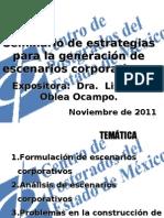 SEMIANRIO PARA LA GENERACIÓN DE ESCENARIOS CORPORATIVOS (2)