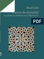 Rumi, El Masnavi, Vol I (en español) versión de Marià Corbí Quiñonero