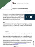 13-EL USO DE PODCASTS EN LA ENSEÑANZA SECUNDARIA