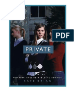 (2) Private - Kate Brian