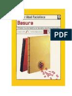 Abad Faciolince Hector - Basura