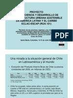 Infraest Urbana Chile