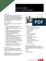 2PAA104378 C en System 800xA Course T315C - Engineering Part I - Control Builder
