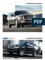 2009 Ford Expedition Brochure from Miller Ford