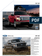 2009 Ford F150 Brochure from Miller Ford