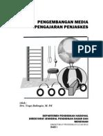 Pengembangan Media Pembelajaran Penjas (Buku)