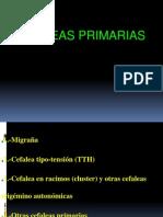 CEFALEAS-PRIMARIAS