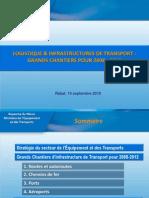 Infrastrutture e Transports-cas Du Maroc