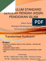 KSSR Dalam P Islam