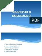 Trauma Vertebromedular Diagnostico