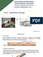Capacitores i Energia
