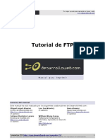 Manual Tutorial Ftp