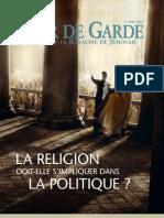 La Religion doit-elle s'impliquer dans la Politique ?