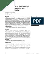 Los limites de la intervención estatal - JL Solís González - Ingenierías