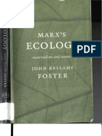 Marxs Ecology Materialism And