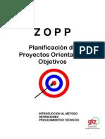 Metodologia ZOPP GTZ