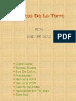 PARTES DE UNA TORRE
