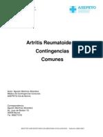 Artritis Reumatoide en Cont Com