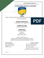 Pallavi SIP Report