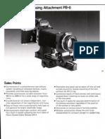 PB-6 Manual