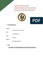 Universidad Tecnica de Ambato....Informe d Diodos