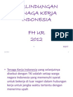 Tenaga Kerja Indonesia Yang Selanjutnya Disebut Dengan TKI