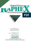 Raphex 1998 Questions