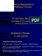 Parkinson Disease Slide Update