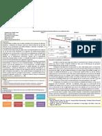 Determinación de parámetros farmacocinéticos en un modelo de vidrio