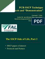 SSCP Protocol Tebbe Roscoff June 00 (2)