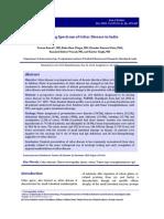 Changing Spectrum of Celiac Disease in India