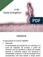 Gasto Energético
