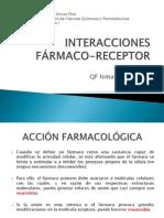 4 Interacciones Frmaco y Receptor