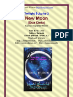 NewMoon TWILIGHT Indonesian Version E-book