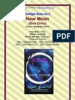 NewMoon TWILIGHT Indonesian Version E-book