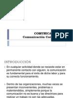 COMUNICACIÓN III