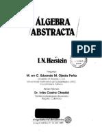ÁLGEBRA ABSTRACTA - www.ALEIVE.org