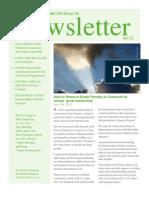 Group 48 Newsletter - April 2012