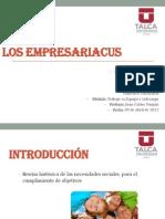 Los Empresariacus