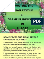 Indian Textile & Garment Industry