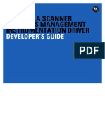 Motorola Scanner WMI Developer Guide