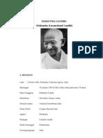 Analisa Tokoh Gandhi