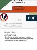 REFERAT Skizofrenia - T Sumarlin -07120060054-FKUPH