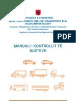 Manuali i Kontrollit Teknik Te Automjeteve